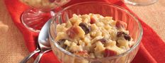 Minute® - 15 Minute Autumn Rice Pudding - We can help.®