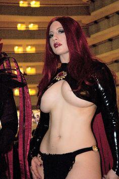 Marvel | X-Men: The Goblin Queen Cosplay by Belle Chere