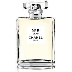perfume de mujer Chanel Nº5 L´eau 2016