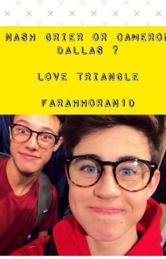 """Read """"NASH GRIER OR CAMERON DALLAS LOVE? (fanfiction) farahhoran1d - Chapter 1 (Moving to L.A and Meeting Nash, Cameron, Matt, Hayes)"""" #wattpad #fanfiction"""