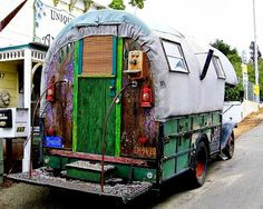 The Flying Tortoise: This Wonderful Old Gypsy Styled Lady Of The Road Is A Visual Delight...