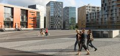 West 8 Urban Design & Landscape Architecture / projects / Chassé-terrein