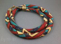 kry ma. art   bead crochet