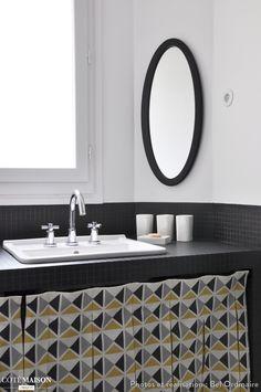 Rénovation d'une salle de bains, Bel Ordinaire - Côté Maison Projets