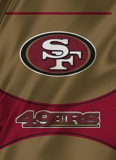 San Francisco 49ers Uniform Print By Joe Hamilton