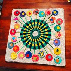 Quilt Design, Quilting Designs, Sarah Fielke Quilts, Circle Quilts, Modern Quilting, Rabbit Hole, Rest, Running, Instagram