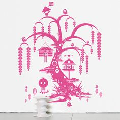Willow Tree Decal