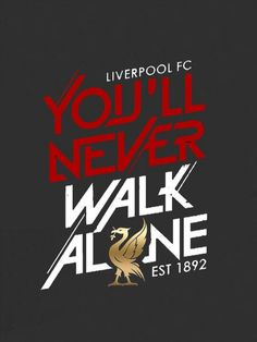 You'll Never Walk Alone Wallpaper for iPhone and Android! Liverpool Fc Badge, Liverpool Tattoo, Liverpool Premier League, Liverpool Anfield, Liverpool Champions, Salah Liverpool, Liverpool Fans, Liverpool Football Club, Lfc Wallpaper