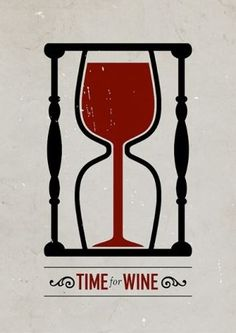 time for wine - think I should do a version of this kind of concept for @Anne Stowers or Grammie? :)