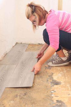 Installing vinyl floors a do it yourself guide easy flooring how to install allure luxury vinyl flooring solutioingenieria Gallery