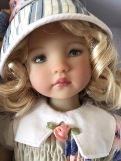 Little Darling Doll by Dianna Effner....Exquisite ! NIB L@@K #DiannaEffner