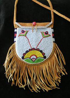 S Fleming Beasley -   Traditional Native American style beadwork
