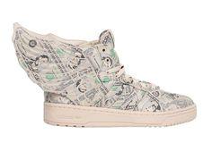 huge discount 206e5 5b30e Jeremy Scott x adidas Originals FallWinter 2013 Footwear Preview -  SneakerNews.com