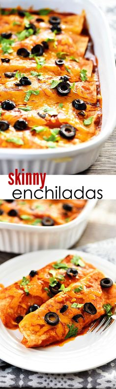 Okay, guys. Here is that delicious new recipe I promised you. SKINNY BEEF ENCHILADAS. Yes, Ma'am. Skinny Enchiladas that are so out-of-this-world good you will want to make them again and again!  Those of you that have followed my blog for awhile know that I'm a die-hard Mexican food lover. It is my ultimate... Read More »