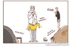 (Hey, Your Cat Ears Are Showing!: Wei, Kanjian Maoerduo La!). Telexihu