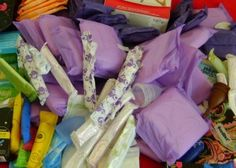 """Confident Carry – What Does It Look Like? """"As we approach #ConfidentCarry day on #May9 many are questioning what it looks like to confidently carry menstrual products""""."""