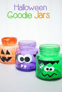 Halloween Goodie Jar