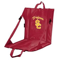 USC Trojans Southern Cal Stadium Seat With Back
