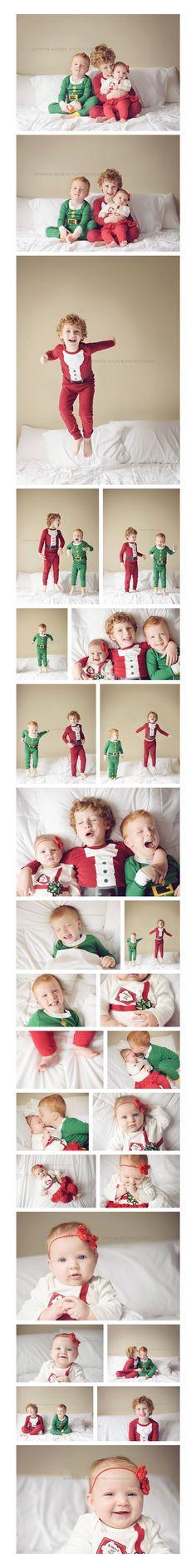 kids christmas session secrets revealed!!