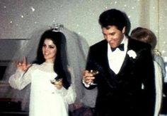 Image result for priscilla presley wedding dress costume
