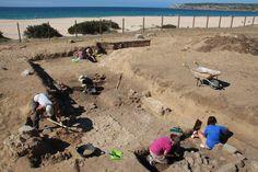 Excavaciones de Baelo Claudia #alicante