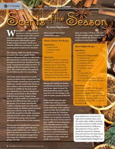 Scents of the Season Molly Green - Winter 2015-2016 - Page 57