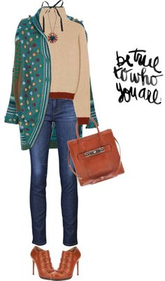 """""""Cardigan by HAAT"""" by fashionmonkey1 ❤ liked on Polyvore"""