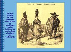 Modos de vestir y representación social a través de las imágenes en el siglo XIX (Ficha 7 de 17)