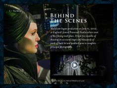 Explore the World of Maleficent with the New Multi-Touch Book Maleficent Quotes, Maleficent Movie, Malificent, Disney Girls, Disney Love, Disney Magic, Angelina Jolie Maleficent, Sound Stage, Multi Touch