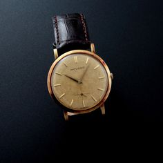 Movado Automatic // 32198 // c.1960's // Pre-Owned