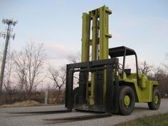 7 Best Old Forklifts images in 2014 | Heavy equipment