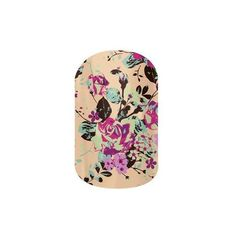 Jamberry Nail Wraps (23 NZD) ❤ liked on Polyvore featuring beauty products, nail care, nail treatments, sweet symphony, jamberry y nails