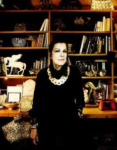 Leila Menchari the genius and talented woman behind every Hermes FSH window in Paris---and no you cannot buy what is in the window