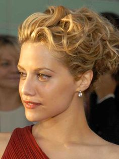 updo | Celebrity Updo Hairstyles Gallery | Hairstyles Trendy