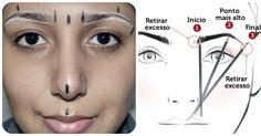 8 Steps To Achieve Perfect Eye Makeup – Makeup Advice Tweezing Eyebrows, Threading Eyebrows, Microblading Eyebrows, Makeup Tips, Beauty Makeup, Eye Makeup, Makeup Hacks, Love My Makeup, Eyebrow Kits