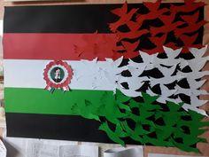 március 15. dekoráció – Google Keresés Flag, Google, Art, Art Background, Kunst, Science, Performing Arts, Flags, Art Education Resources