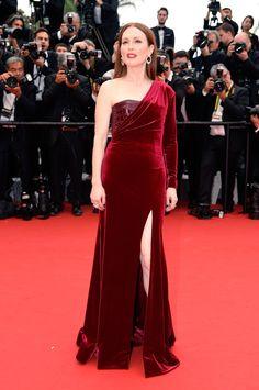 Julianne Moore de Givenchy