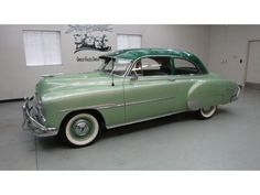 1951 Chevy Styleline Deluxe Bel Air 2 Dr Sedan 215 C.I.- 6 Cyl. / 3 spd.