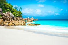 Anse Georgette, Praslin, Seychellen. Foto Shutterstock