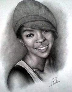 Lauryn Hill by ~bretzzles