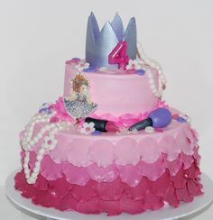 birthday cakes for girls 8 - Recherche Google