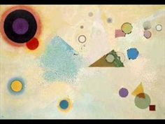 Kandinsky video set to music. Great to play while kids create. Kandinsky For Kids, Kandinsky Art, Art Videos For Kids, Art For Kids, Art Worksheets, Kindergarten Art, Teaching Art, Teaching Ideas, Art Lesson Plans