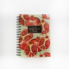 2018 Daily Planner - Pomegranate Pomegranate, Products, Granada, Pomegranates, Gadget