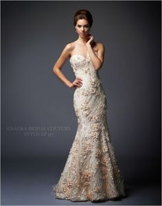 Wedding Gowns I Love: Enaura Bridal Couture