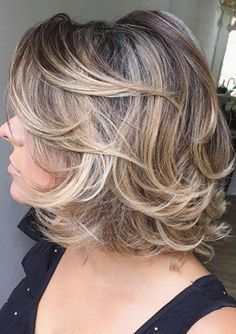 23 Beautiful Short Layered Hairstyles for Women // #Beautiful #Hairstyles #Layered #Short #Women