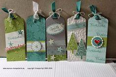 Hallo Ihr Lieben,   aus den Umschlägen für Geschenkkarten (Hauptkatalog Seite 194) haben wir auf dem Weihnachts- workshop eine kleine Box fü...