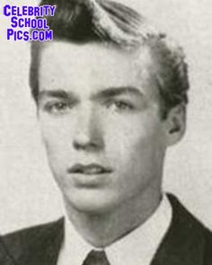 Clint Eastwood - Celebrity School Pic