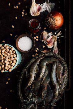 Ingredients by Raquel Carmona