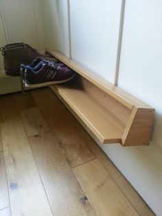 Ikea hack: This would look so much better than the wire shelves we have right now!