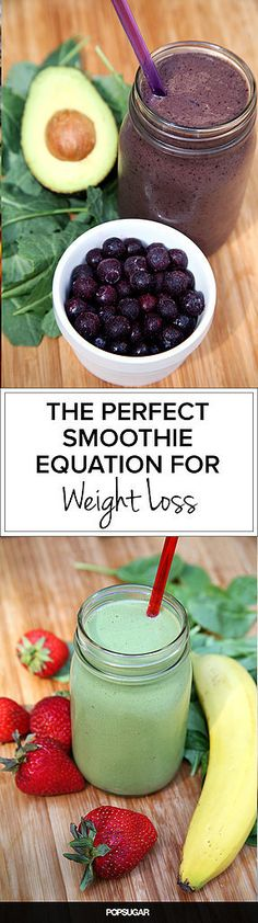 Nutritionists Reveal the Perfect Weight-Loss Smoothie